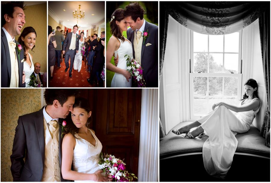 Wedding photography at Chilworth Manor, Southampton