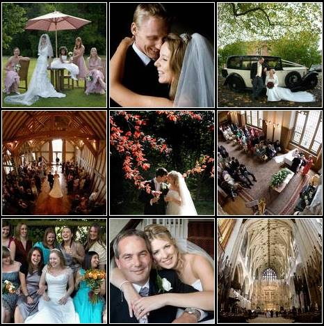 Wedding photography in Hampshire, Dorset and Wiltshire