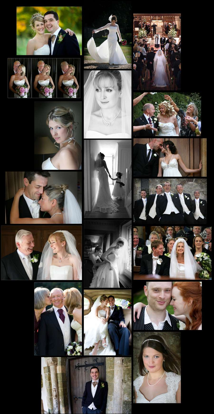 Wedding photography at Tylney Hall, Rotherwick, in Hampshire and venues throughout Hampshire, Dorset and Wiltshire by Romsey professional photographer, Kate Jackson.