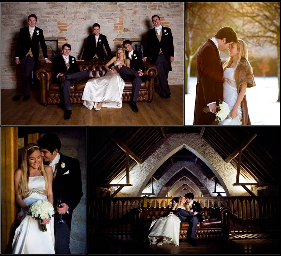 Wedding photography at Tithe Barn, Ditcham, Petersfield, Hampshire.